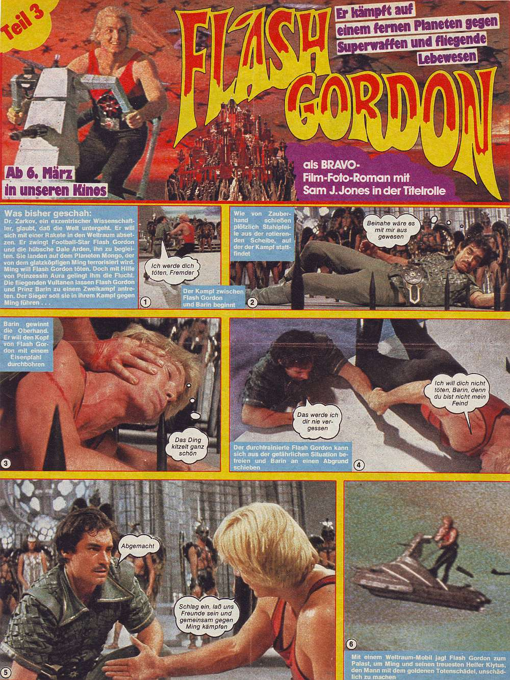Flash Gordon - 5