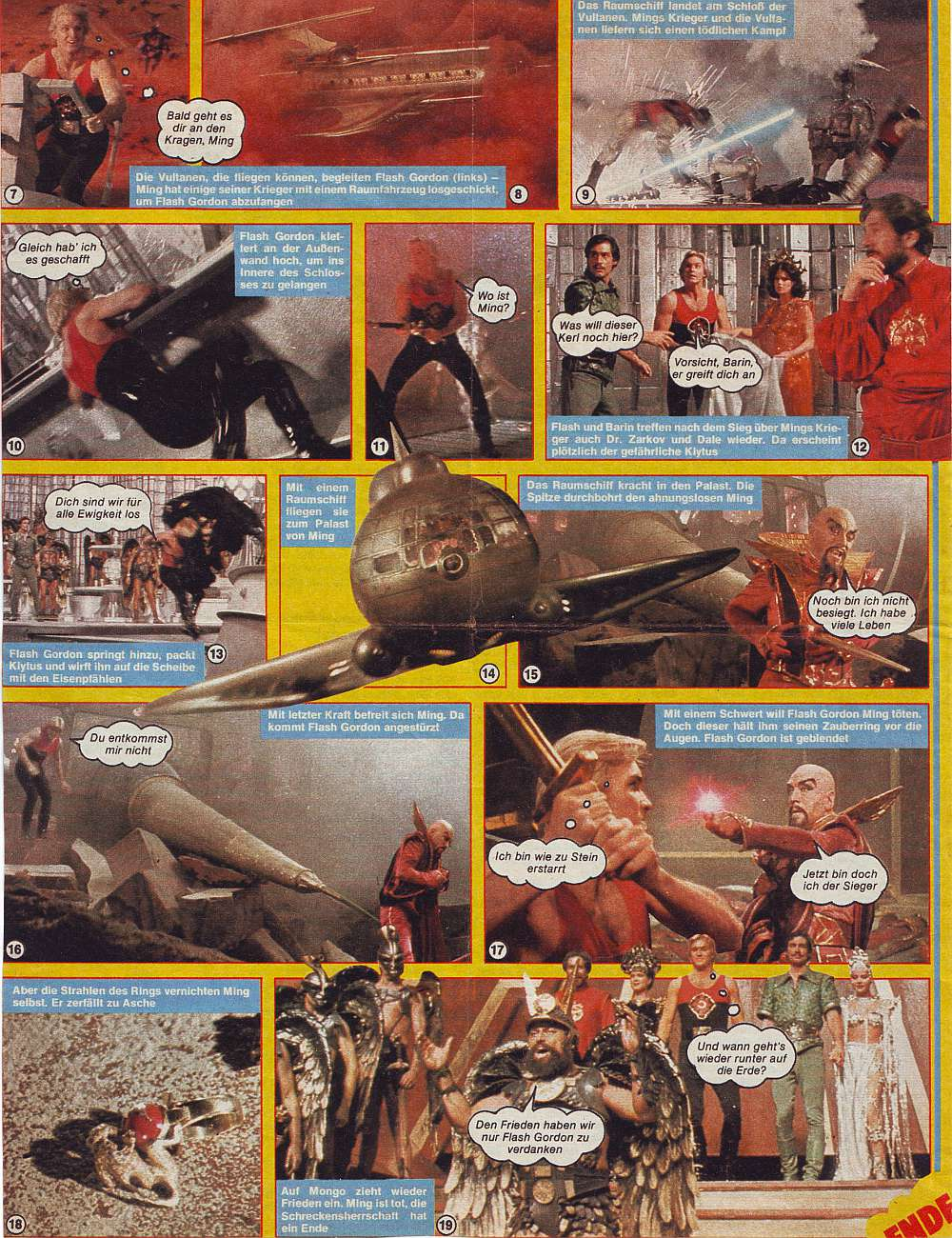 Flash Gordon - 6